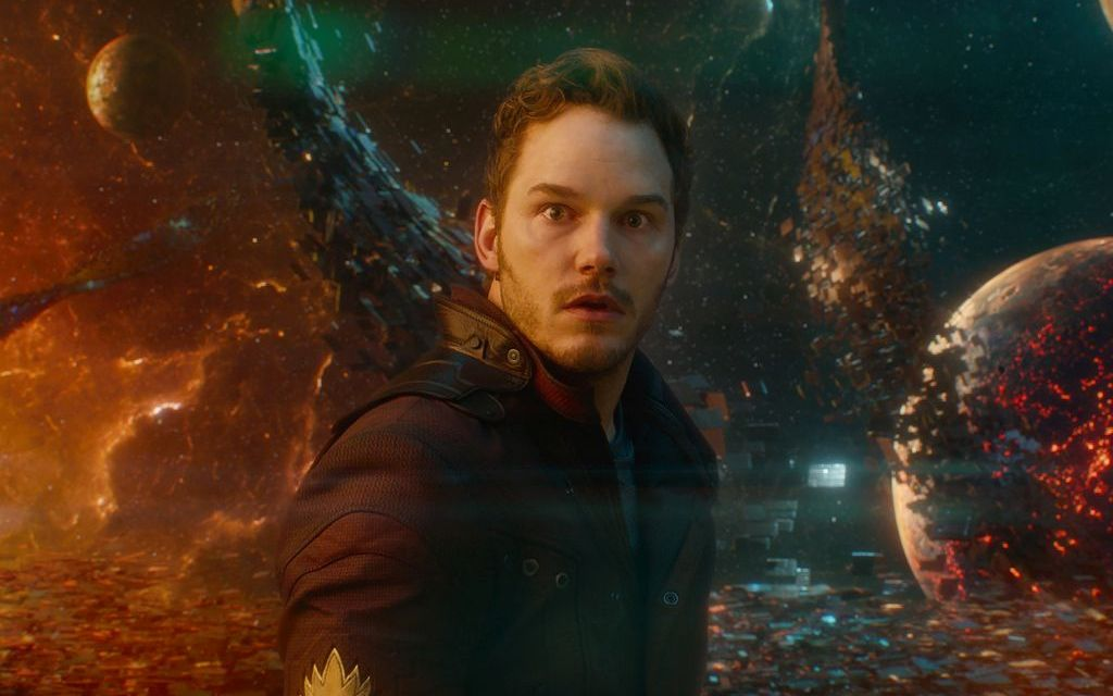 <EM>GUARDIANS OF THE GALAXY VOL. 2</EM>   Bigger, louder and twice the feels