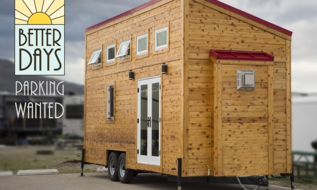 A SMALL FIX | Tiny houses could have big impact locally if they find a place to land
