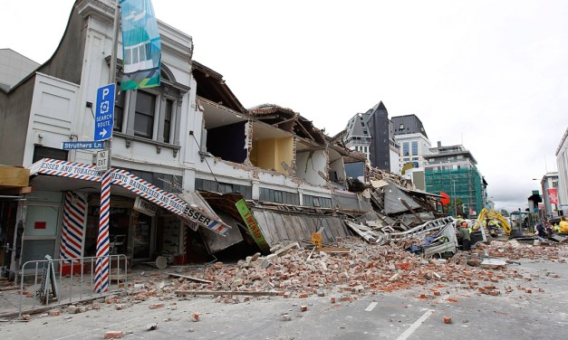 PREPARED FOR THE BIG ONE? | Local state senator leads charge in earthquake readiness