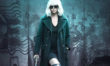 <em>ATOMIC BLONDE</EM> | Action flick has ignition problems