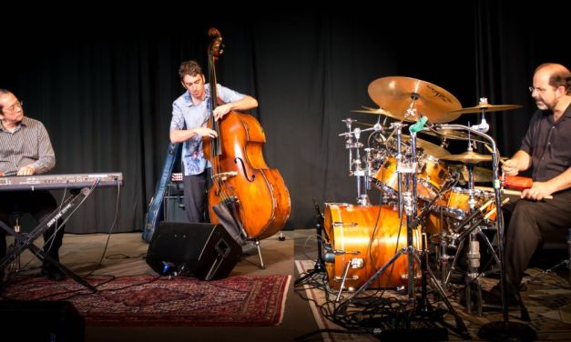 HIGH-VOLTAGE JAZZ | Charged Particles comes to Ventura's Copa Cubana