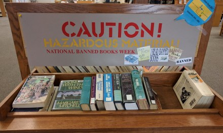 YOU SHALL NOT READ | Ventura County Libraries recognize Banned Books Week