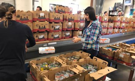 HUNGER PAINS | FOOD Share juggles slimmer budget and 74,500 local hungry