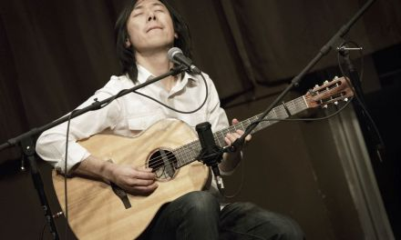 PEACEFUL SOUNDSCAPES | Japanese guitarist Hiroya Tsukamoto to perform at the Universalist Unitarian Church of Santa Paula