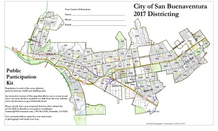 CHANGING FACES IN OXNARD, VENTURA | City council candidates confirmed for November's first-ever district elections