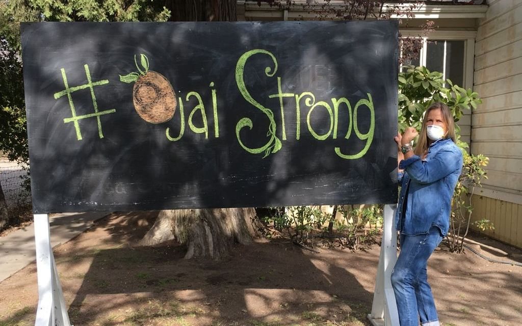 CULTURE OF CARING | The Ventura County community helps artists — and others — cope with the Thomas Fire