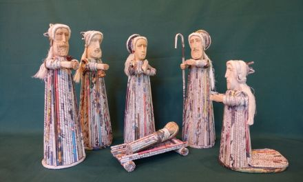 ON EXHIBIT   <em>A World of Nativities</em> at the Thousand Oaks Community Gallery