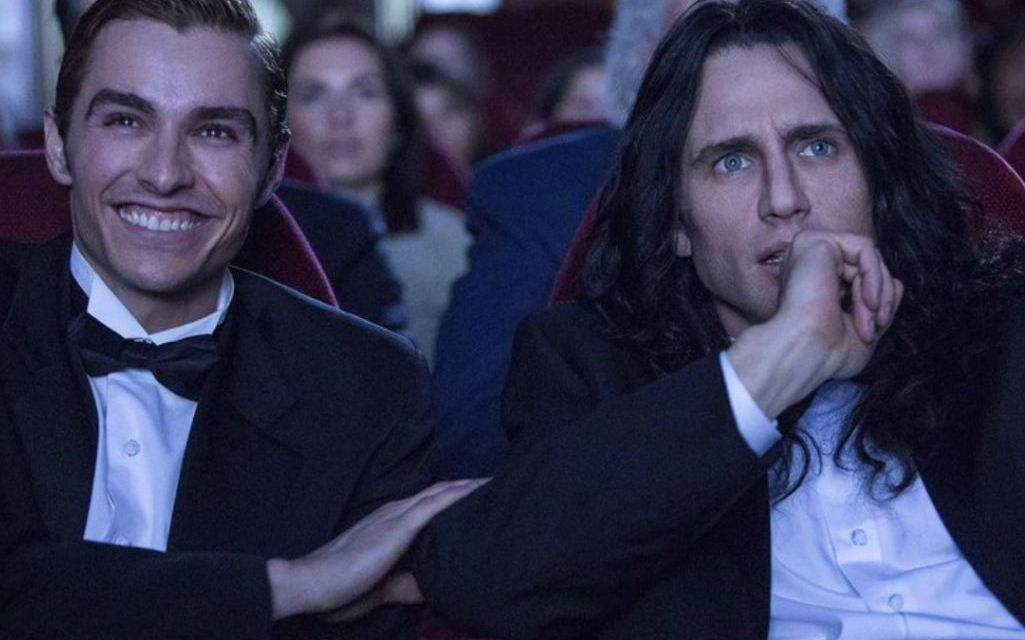 <em>THE DISASTER ARTIST</em>   An ode to a movie so bad it was good