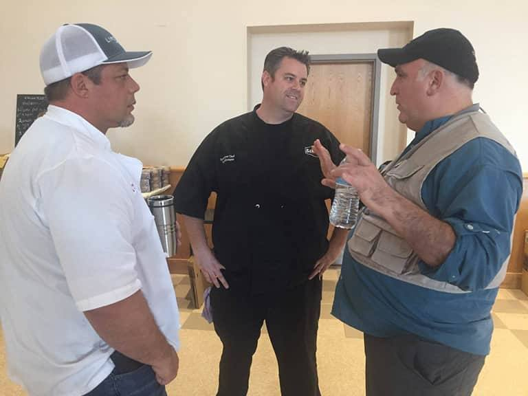 Chef José Andrés on Fire benefit, building a culinary community