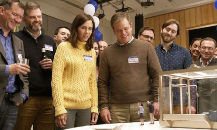 <em>DOWNSIZING</em> | Big ideas get lost in an unfocused story