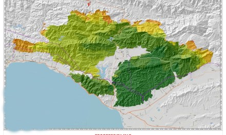 WORST CASE SCENARIO | Thomas Fire started at two separate places