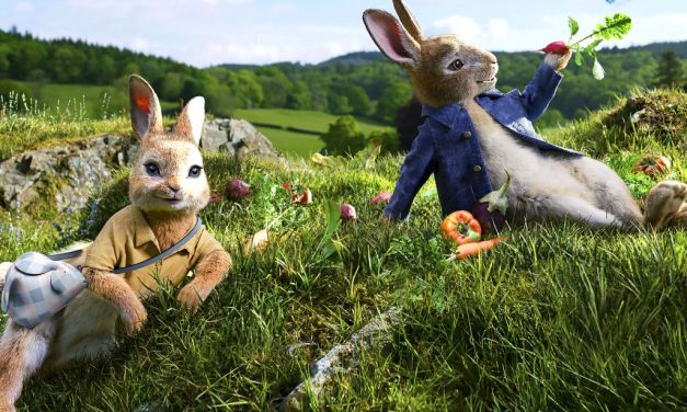 <em>PETER RABBIT</em> | New Peter Rabbit tale energizes Potter stories
