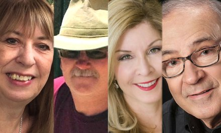 WRITERS TALK | Local authors share thoughts on writing, making time and inspiration