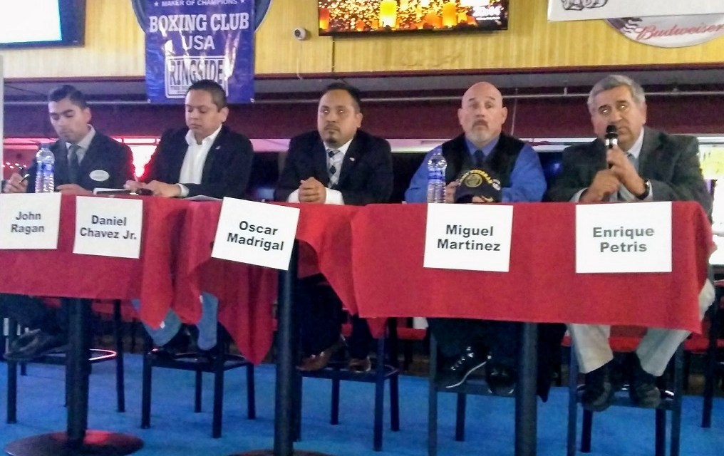 IN THE BOXING RING | Oxnard recall challengers express frustration, incumbents discuss governance as a whole