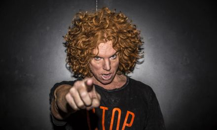 KING OF PROPS COMING TO THE CANYON   Carrot Top talks comedy, Vegas and developing his original act