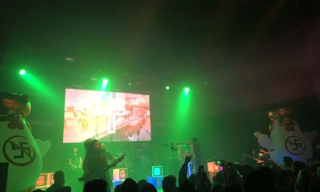 POLITICAL THEATER | Ministry with Chelsea Wolfe at the Majestic Ventura Theater