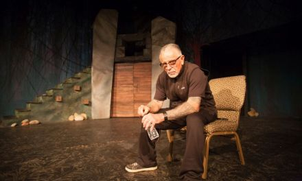 RIDING INTO THE LIMELIGHT | Former Hells Angel George Christie hits the stage with <em>Outlaw</em>