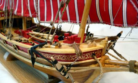 FRESH A.I.R.   Channel Islands Maritime Museum welcomes new artist in residence Dave Candiliere