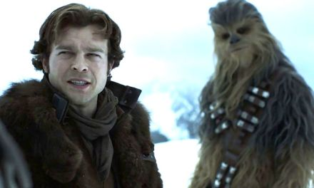 <em>SOLO: A STAR WARS STORY</em> | A Solo flight that soars