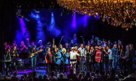 KINDRED SPIRITS | The Tribe performs a benefit concert at The Canyon