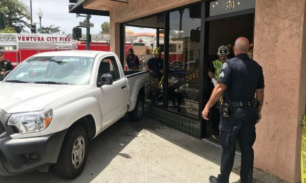 Downtown Ventura restaurant struck again by vehicle