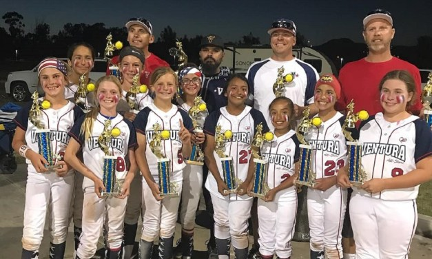 WHO'S ON FIRST | In first, Ventura Girls Fastpitch team qualifies for Nationals Tournament