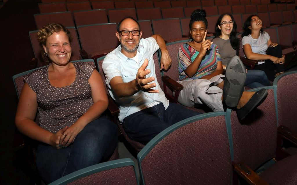 REEL PARTY   Sight + Sound tempts film fans with preview at the PACC