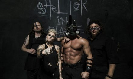 PATRIOTIC PROTEST | Otep frontwoman Otep Shamaya discusses politics, gun violence and not pulling punches on <em>Kult 45</em>