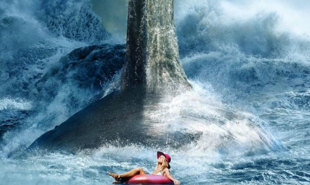 <em>THE MEG</em> | Stalled in shallow waters