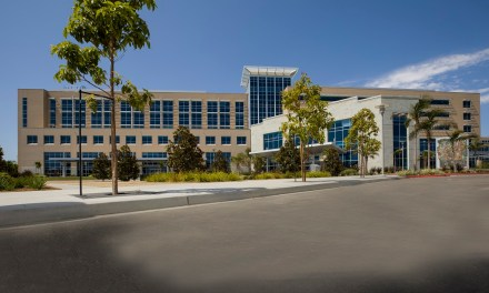MODERN HEALTH CARE | State-of-the-art Community Memorial Hospital edges closer to opening