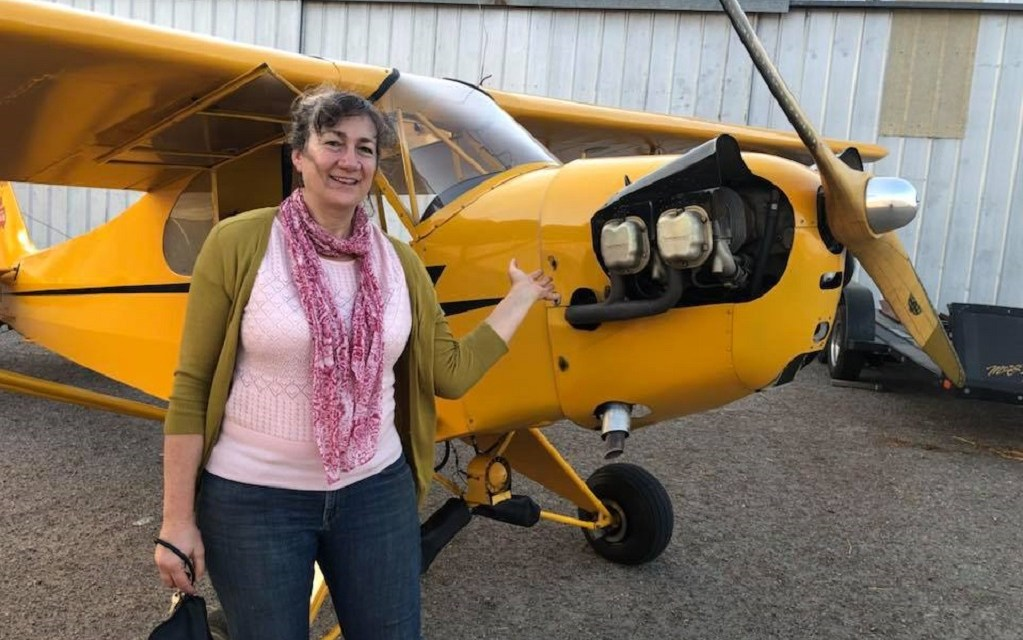 UPLIFTED | Local resident takes flight after decades of putting off dreams, thanks to nonprofit