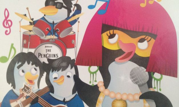 ON THE BOOKSHELF | <em>Ladies and Gentlemen . . . The Penguins!</em>