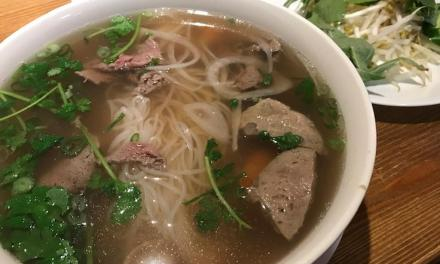 A treat for pho fans
