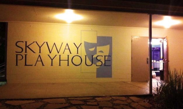 DELAYED FLIGHT? | Camarillo Skyway Playhouse building up for sale