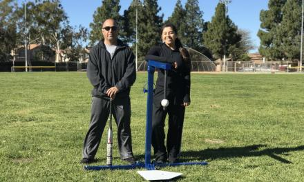 PASSION PROJECT     Ten years in the making, local father-daughter duo makes softball vision a reality