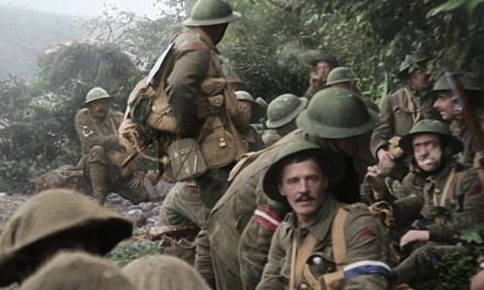 World War I brought to life