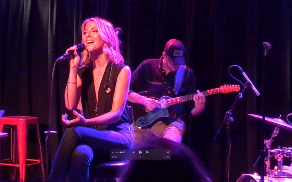 SOUL SISTER | Singer Morgan James to bring bone-deep soul music (and more)  to The Canyon