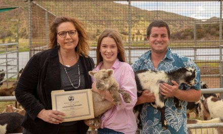 KINDNESS CORNER | Ojai student awarded for animal welfare essay