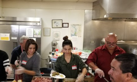 SOUL MEAL | Christmas in July celebration for the hungry and needy in Ventura