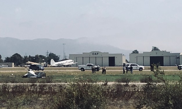 Two perish in plane crash in Camarillo | Victims identified.