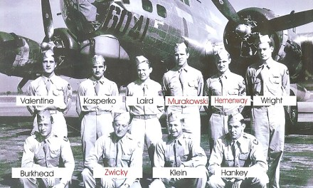 HELP FIND AIRMAN BURKHEAD | Crash site of US WWII plane uncovered