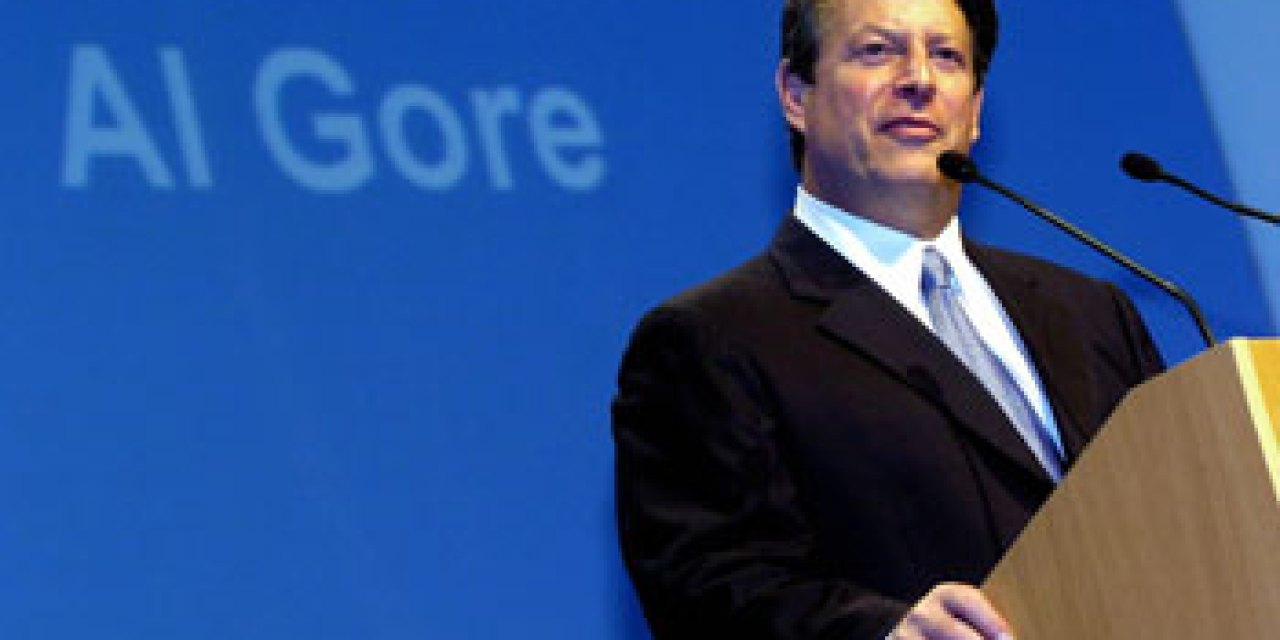 Al Gore is back