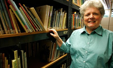 Interview with a librarian