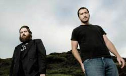 Pinback plays the Theatre
