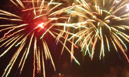 Holiday Happy: 4th of July firework shows