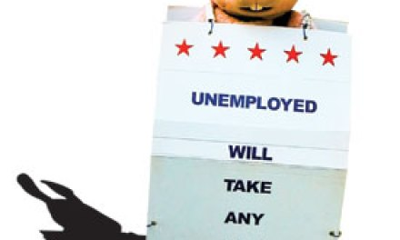 Professionals get personal about job loss