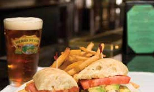 A beer lover's haven, and the food's pretty good, too
