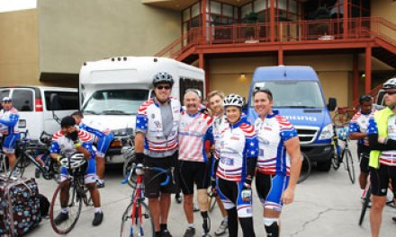 """Ride 2 Recovery a time of healing for the nation's """"wounded warriors"""""""