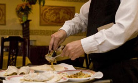 Tableside theatrics and top-notch food at the Mandarin House