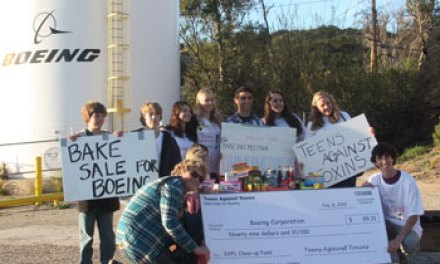 Students take the lead on fundraising efforts